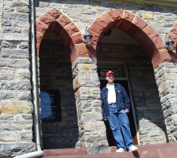Harpers Ferry-- St. Peter's Catholic Church