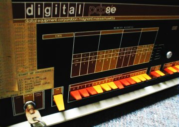 PDP-8 at Elizabethtown College